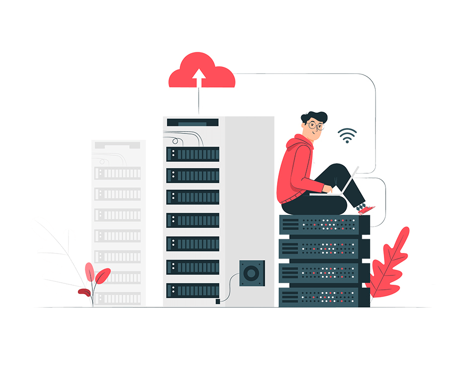 Shared Web Hosting Main Image